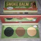theBalm Volume 2 Smokey Eye Shadow Palette Trio *SMOKE BALM* Kindle Glow Combust
