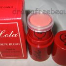 Lola Creme Blush Stick *MONTE CARLO* Natural Peach Nude/Rose Glow Cream $20 BNIB