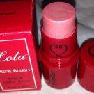 Lola Creme Cream Blush Stick in * MARSEILLES * Natural Pink Rose Glow $20+ BNIB