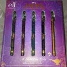 e.l.f. Disney Jasmine Whole New World Metallic Shimmer 5 Eyeliner Sharpener Set