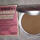 TheBalm *BETTY-LOU MANIZER* Bronzing Bronzer Shimmer Shadow Full Size 8.5g BNIB