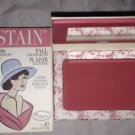 theBalm INSTAIN Long Wearing Powder Staining Blush *TOILE* Strawberry Pink BNIB