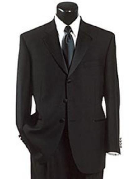 3- Button Luxuary premeier quality italian fabric Design Super 150's All season Wool Suit