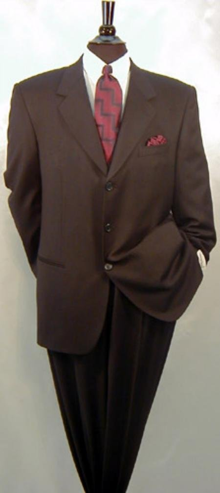Sheen Black Men's Suits premeier quality italian fabric Super 150's Wool & Cashmere