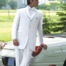 White Men's Tuxedo Dress Suits