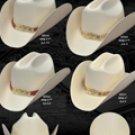Durango Western Cowboy Straw Hats