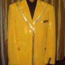 Men'S Sequin Jacket/Blazer In Gold