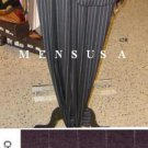 Button Sharp Pinstripe Super 120'S (Dress To Kill!)