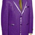 Mens Stylish Zoot Suit Purple