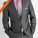 Men'S Charcoal Slim Fit Suit