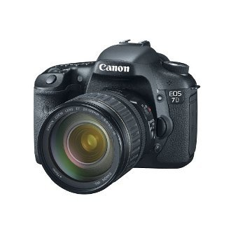Canon 7D kit 28-135mm lens