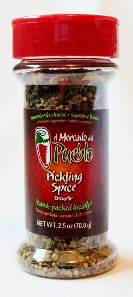 Pickling Spice, 2.5 Oz