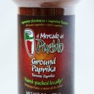 Ground Paprika, 3 Oz