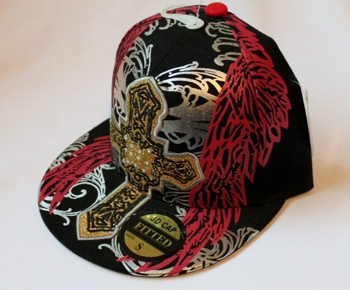 Ball Cap, Fitted, Sm