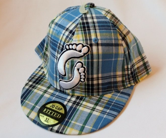 Ball Cap, Fitted, XLg