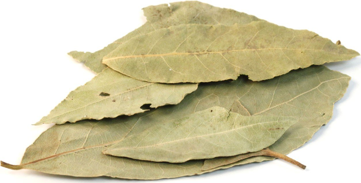 Bay Leaves, Whole, 1 Lb