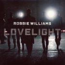 Robbie Williams - Lovelight CD Single NEW