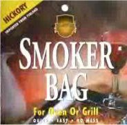 Hickory Smoker Bag
