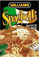 Williams Spaghetti Sauce