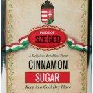 Szeged Sugar Cinnamon