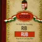 SZEGED Hungarian - Rib Rub