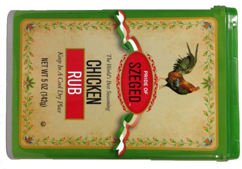 SZEGED Hungarian - Chicken Rub