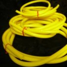52 Feet NEW Solid YELLOW Silicone Hose 4 6 8mm Sizes Incld Brand New Bulk Packed