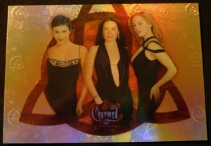 2004 Charmed Connections (TV) Promo Card CC-1 NM FREE SHIPPING