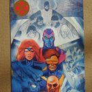1993 Five Original X-Men Promo Card NM FREE SHIPPING
