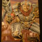 "1995 Fleer Ultra Skeleton Warriors Promo ""Ursak"" NM FREE SHIPPING"