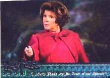 HARRY POTTER - ORDER OF PHOENIX PROMO CARD - NSU-01 NM FREE SHIPPING