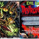 Evil Ernie Destroyer promo card 2001 NM FREE SHIPPING