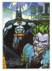 BATMAN MASTER SERIES (Skybox,1995) Joker Promo NM FREE SHIPPING