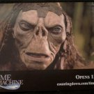 The Time Machine Movie Promo Card 3/5 2001 NM FREE SHIPPING