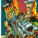 Rare 1994 Crunch N Munch X-Men Promo Card #NN - Cable NM FREE SHIPPING