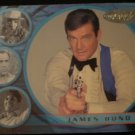 James Bond 007 40th Anniversary Promo Card P2 NEAR MINT FREE SHIPPING