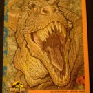 1992 Jurassic Park Promo Card NEAR MINT FREE SHIPPING