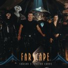 2002 Farscape Season 3 Promo Card P1 NEAR MINT FREE SHIPPING