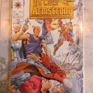 ARCHER & ARMSTRONG #1 SIGNEDBY JIM SHOOTER AND JANET JACKSON COMIC BOOK
