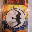 HARBINGER/ CHILDREN OF THE EIGHTH DAY TPB SIGNED BY JIM SHOOTER AND JANET JACKSON