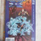 ULTIMATE X-MEN #22 SIGNED BY MARK MILLAR AND ADAM KUBERT W/COA