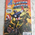 CAPTAIN AMERICA #29 DISASSEMBLED SIGNED BY ROBERT KIRKMAN - WALKING DEAD