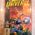 MARVEL UNIVERSE #1 SIGNED BY STEVE EPTING W/COA