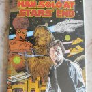 STAR WARS - HAN SOLO AT STARS' END #1SIGNED BY PETER MAYHEW W/COA