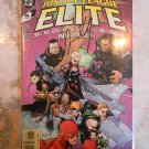JUSTICE LEAGUE ELITE #1 - SIGNED BY WRITER JOE KELLY NM DYNAMIC FORCES W/COA