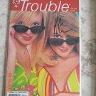 Trouble #1 First Print DF Signed Mark Millar W/COA
