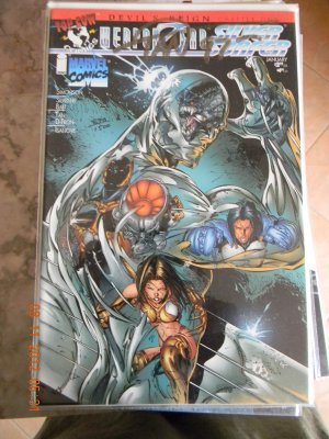 Devil's Reign #1 Silver SurferWeapon Zero Signed by Billy Tan W/COA