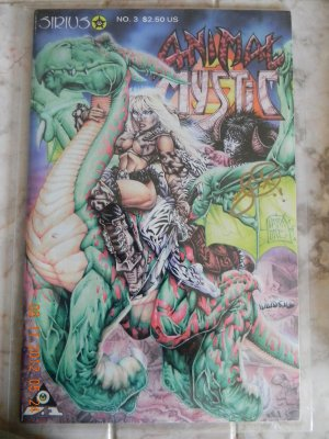 ANIMAL MYSTIC #3 SIGNED BY DARKONE NM
