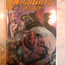 WildCats Trilogy #1 (1993) Foil Cover Dynamic Forces Signed by Jae Lee NM W/COA