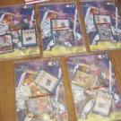 X-Force #1 set (5 card + books set) Deadpool early appearance